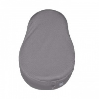 Cocoonababy Extra Fitted Sheet Grey
