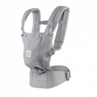 Ergobaby Adapt Newborn to Toddler Baby Carrier Pearl Grey