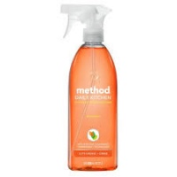 Method Daily Kitchen Non Toxic Surface Cleaner Clementine
