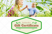 Earthmother Gift Certificate