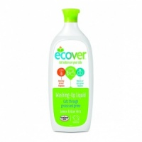 Ecover Washing Up Liquid Perfect for Babies Utensils Lemon and Aloe Vera