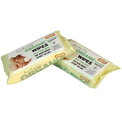 Eco Disposable Baby Wipes