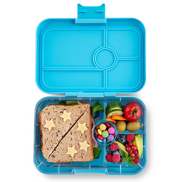 Yumbox Tapas 4 Compartment Lunchbox