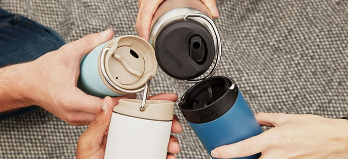 Klean Kanteen TK Wide Options - Everything You Need for Hot or Cold Drinks On the Go!
