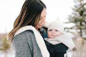 Babywearing in Winter: Top Tips to Keep Yourself and Baby Warm