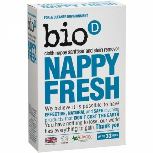 Bio D Nappy Fresh Nappy Cleanser 500g