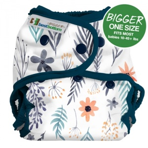 Best Bottom Bigger Cloth Nappy Wrap Make A Wish