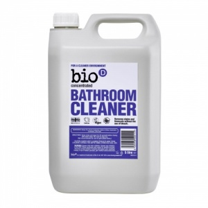 Bio D Bathroom Cleaner 5 Litre Refill - Natural and Cruelty Free
