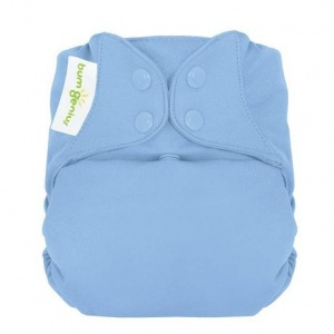 bumGenius New Elemental Organic Cotton One-Size Cloth Nappy Twilight