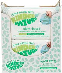 Jackson Reece Plant Based Baby Wipes - Soothing | Compostable | Plastic Free 12 Pack