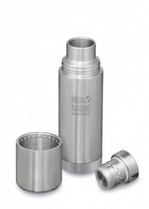 Klean Kanteen Thermal Flask with Cup - 20 Hours Hot - 500ml/16oz