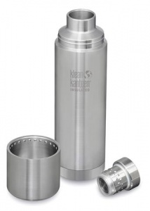 Klean Kanteen Thermal Flask with Cup - 28 Hours Hot - 750ml/25oz