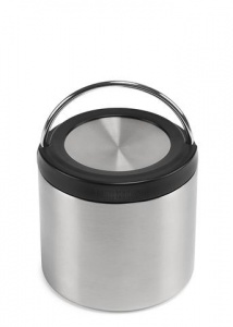 Klean Kanteen Stainless Steel Insulated TK Food Canister - Keeps Food Hot for 7 Hours 16oz/473ml