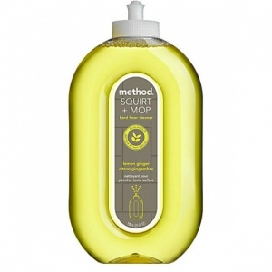 Method Squirt & Mop All Purpose Natural Floor Cleaner - Lemon & Ginger
