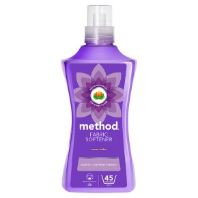 Method Fabric Softener - 45 Washes - Ocean Violet