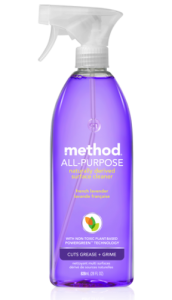 Method French Lavender All-purpose Cleaner with Powergreen Technology