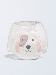 Kit & Kin High Performance Eco Friendly Nappy Pants / Pull Ups Size 6 Monthly Box 17kg+/38lbs+