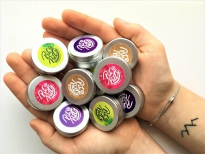 Pit Putty Aluminium Free Natural Deodorant  – Mini Pots to Try or for Travel!