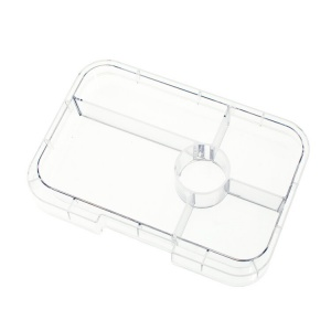Yumbox Extra Tray for Tapas Yumbox (5 compartments) - Clear
