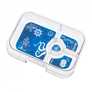 Yumbox Extra Tray for Panino Yumbox (4 compartments) - Explore