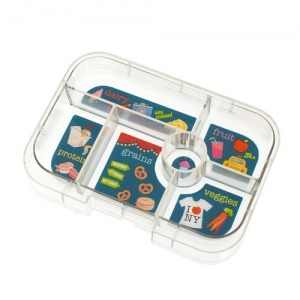 Yumbox Extra Tray for Classic Yumbox (6 compartments) - New York