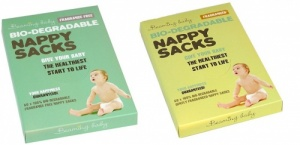 Beaming Baby Biodegradable Nappy Bags