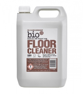 Bio D Floor Cleaner with Linseed Soap 5 Ltr Refill