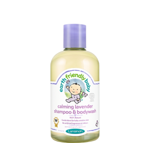 Earth Friendly Baby Calming Lavender Shampoo & Bodywash