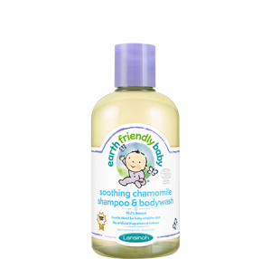 Earth Friendly Baby Soothing Chamomile Shampoo & Bodywash