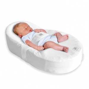 Cocoonababy Nest for newborn babies with FREE Extra Fitted Sheet
