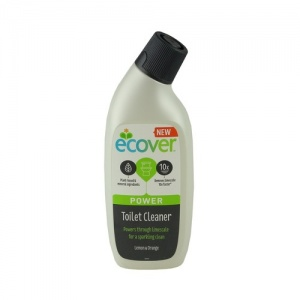Ecover Power Natural Toilet Cleaner - Lemon and Orange