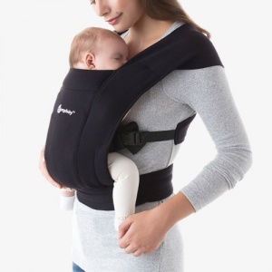 Ergobaby Embrace Baby Carrier from Newborn - Black