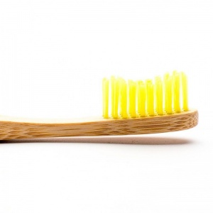 Humble Brush Eco Biodegradable Toothbrush Yellow