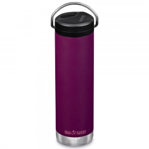 Klean Kanteen Insulated TK Wide with Twist Cap and Straw - 20oz/592ml Purple Potion