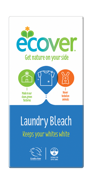Ecover Pioneering Laundry Bleach And Green Eco Washing And