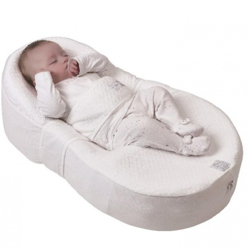 huge discount 9afda ab2b4 Cocoonababy Nest for Newborn Babies with Fitted Sheet