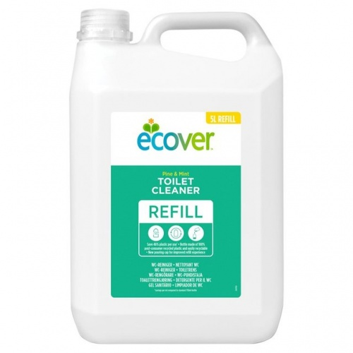 Ecover Natural Toilet Cleaner Pine And Mint 5 Ltr