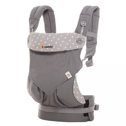 a0a2d58de13 Ergobaby 360 Four Position Baby Carrier Dusty Blue Earthmother.ie