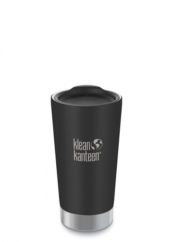 Klean Black Or 473ml16oz Perfect Drinks Kanteen Coffee Tumbler Insulated Cold Shale For 1lFKcTJ3