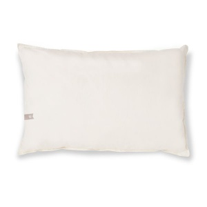 The Little Green Sheep Organic Cotton and Wool Pillow (Childs)