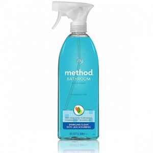 Method Bathroom Cleaner Eucalyptus Mint with Powergreen Technology
