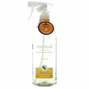 Method Daily Shower Non Toxic Surface Cleaner Passion Fruit