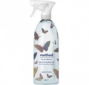 Method Non Toxic Surface Cleaner Limited Edition Meadow Flowers