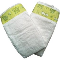 Beaming Baby Biodegradable Eco Nappy Trial Pack
