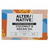 Alter/native Deeply Nourishing Hair Conditioner Bar - Zero Plastic - Coconut and Argan Oil