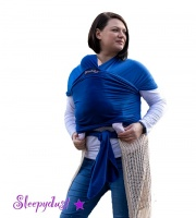 Sleepy Dust Baby Wrap - Beautiful Irish Designed Stretchy Wrap - Atlantic