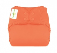 bumGenius New Elemental Organic Cotton One-Size Cloth Nappy Kiss