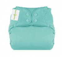 bumGenius New Elemental Organic Cotton One-Size Cloth Nappy Mirror