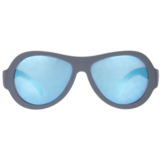 Babiators Original Aviator Sunglasses - Super Flexible Rubber Frames, 100% UV Protection - Premium Blue Steel