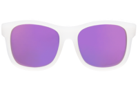 Babiators Polarised Navigator Sunglasses -Reduce Glare - Flexible Rubber Frames, 100% UV Protection - The Trendsetter